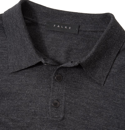 Falke Polo Button Pullover 1150579/3996 (Dia 2/2)