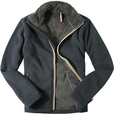 K-WAY Fleecejacke Pascal K001AT0/915 (Dia 1/2)