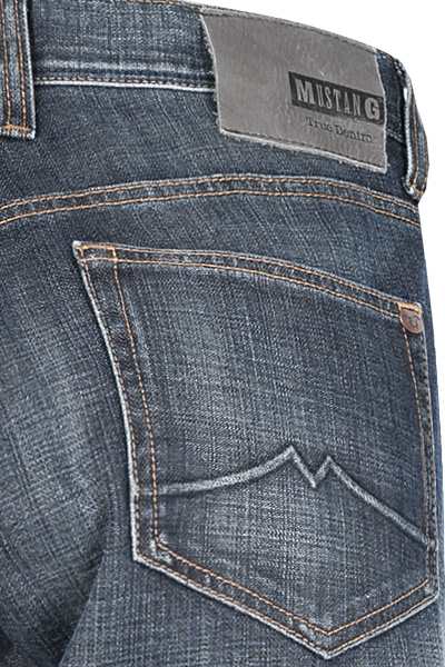 MUSTANG Jeans Oregon Straight 3115/5498/95 (Dia 3/2)