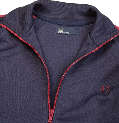 Fred Perry Sweatjacke J1516/266 (Dia 2/2)