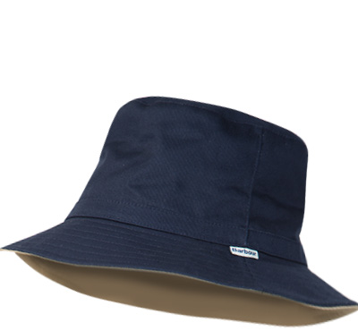 Barbour Reversible Wp Sports Hat navy MHA0366NY91 (Dia 3/2)