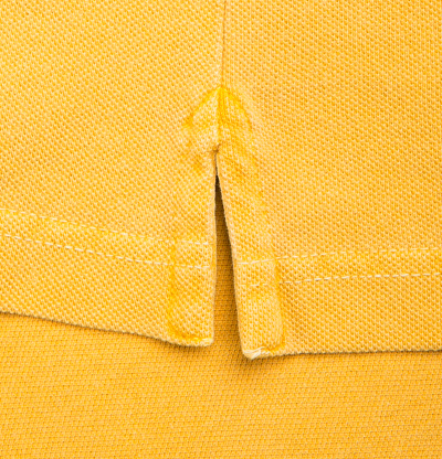 Barbour Polo-Shirt mustard MML0652YE71 (Dia 3/2)