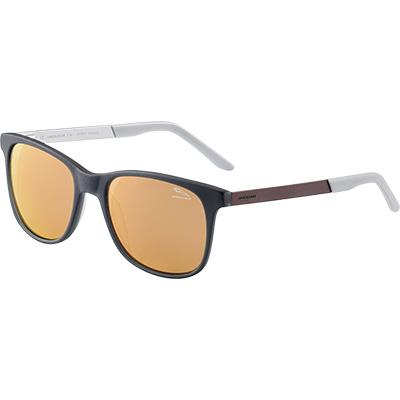 JAGUAR Herren Brillen Sonnenbrille, Metall Nano, gold gelb