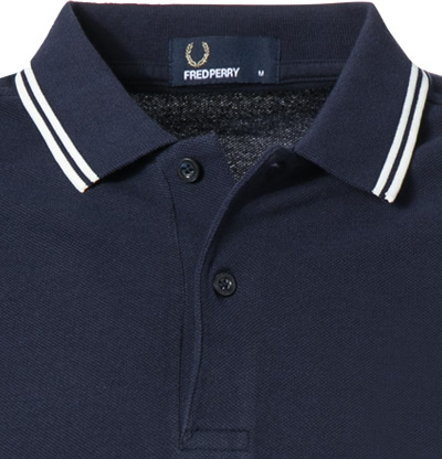 Fred Perry Polo-Shirt M3636/226 (Dia 2/2)