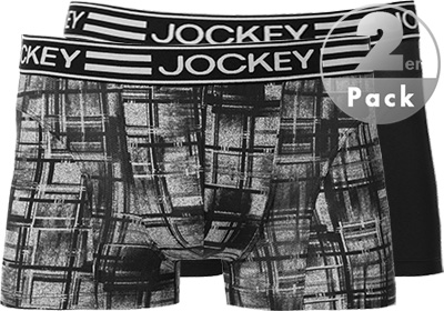 Jockey Trunks 2er Pack 19902928/99C (Dia 1/2)
