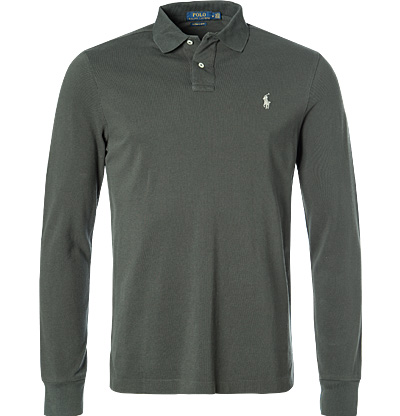 Polo Ralph Lauren Polo-Shirt grey 710677297001 (Dia 1/2)