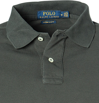 Polo Ralph Lauren Polo-Shirt grey 710677297001 (Dia 2/2)