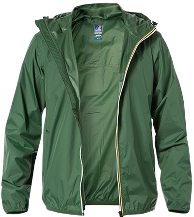 K-WAY Jacke Claude K004BD0/D05 (Dia 1/2)