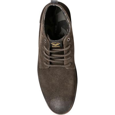 Neue Strellson Sportswear New How. Desert Veloursleder Taupe