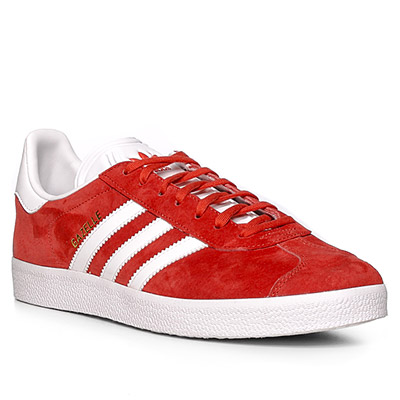 adidas ORIGINALS Gazelle scarle white S76228 (Dia 1/2)