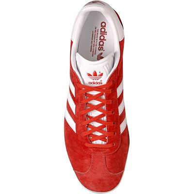 adidas ORIGINALS Gazelle scarle white S76228 (Dia 2/2)