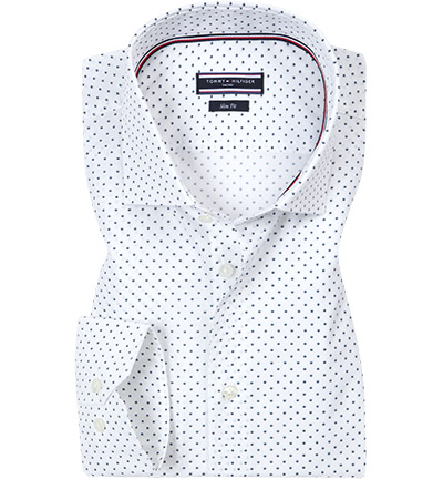 Tommy Hilfiger Tailored Hemd TT0TT02056/103 (Dia 1/2)