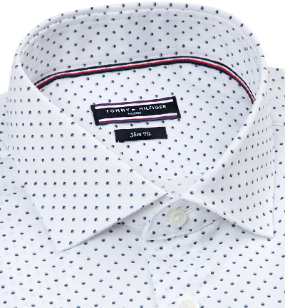 Tommy Hilfiger Tailored Hemd TT0TT02056/103 (Dia 2/2)