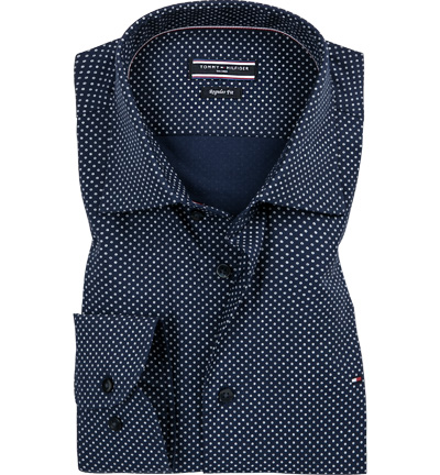 Tommy Hilfiger Tailored Hemd TT0TT02079/428 (Dia 1/2)