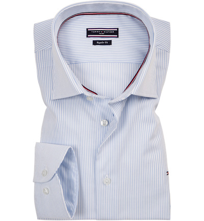 Tommy Hilfiger Tailored Hemd TT0TT02081/410 (Dia 1/2)