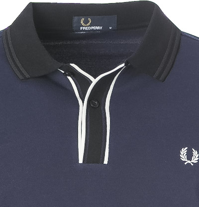 Fred Perry Polo-Shirt M3588/266 (Dia 2/2)