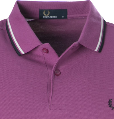 Fred Perry Polo-Shirt FPM3600/889 (Dia 2/2)