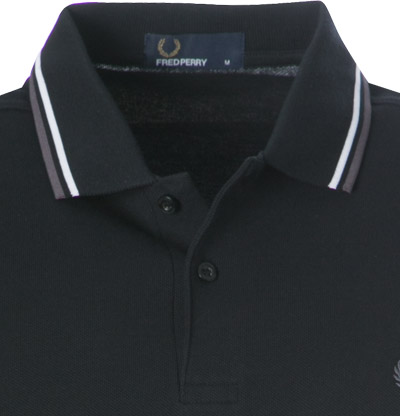 Fred Perry Polo-Shirt FPM3600/F29 (Dia 2/2)