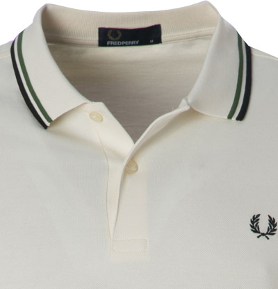 Fred Perry Polo-Shirt FPM3600/F79 (Dia 2/2)