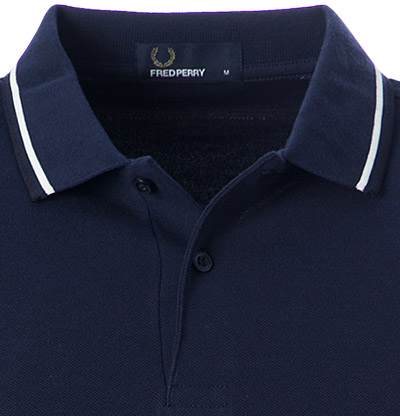 Fred Perry Polo-Shirt FPM3600/F66 (Dia 2/2)