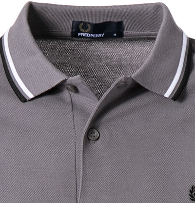 Fred Perry Polo-Shirt FPM3600/256 (Dia 2/2)