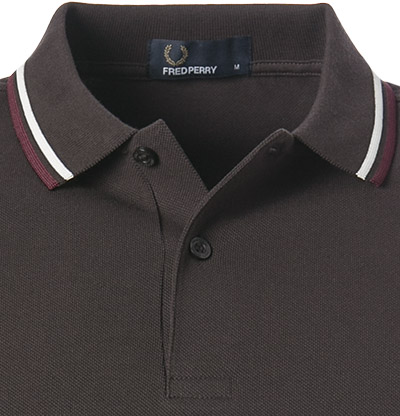 Fred Perry Polo-Shirt FPM3600/F65 (Dia 2/2)