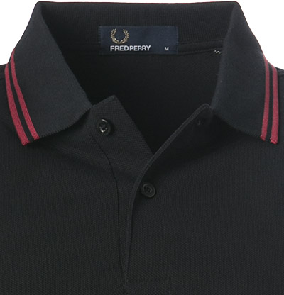 Fred Perry Polo-Shirt FPM3600/F24 (Dia 2/2)