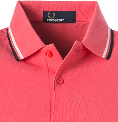 Fred Perry Polo-Shirt FPM3600/489 (Dia 2/2)