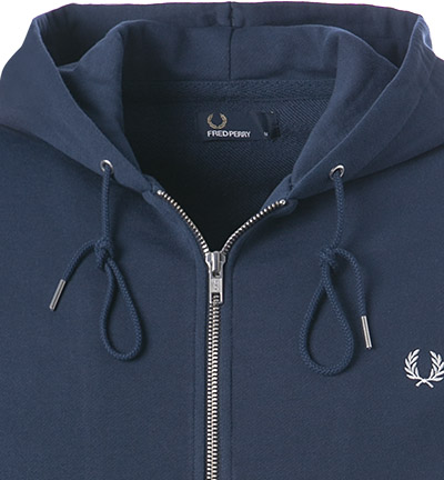 Fred Perry Sweatjacke J2531/D78 (Dia 2/2)