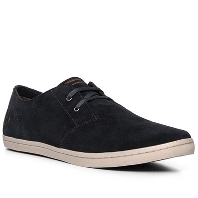Fred Perry Byron Low Suede B3152/608 (Dia 1/2)