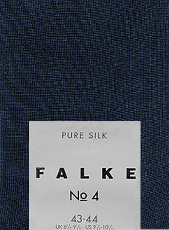 Falke Luxury Seidensocken No.4 1 Paar 14661/6370 (Dia 2/2)