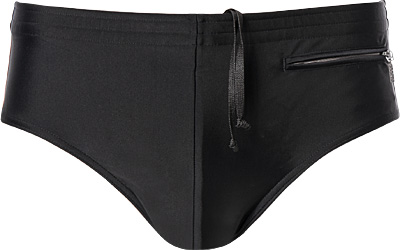 Jockey Classic-Brief schwarz 60002/999 (Dia 1/2)
