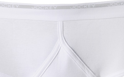 Jockey Y-Front® Brief 2Pack weiss 18500923/01 (Dia 2/2)