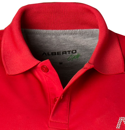 Alberto Golf Polo-Shirt Hugh 06496570/355 (Dia 2/2)