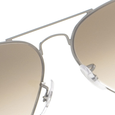 Ray Ban Brille braun 0RB3025/00451 (Dia 3/2)