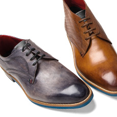 Derby, Monkstrap & Oxford