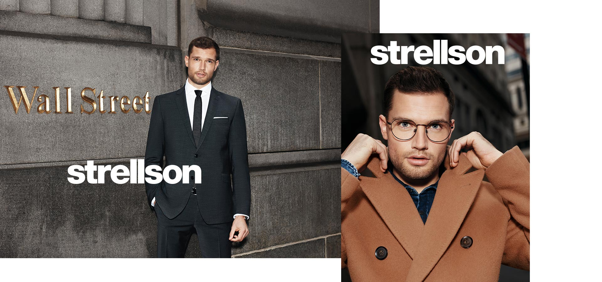 STRELLSON NEW IN: